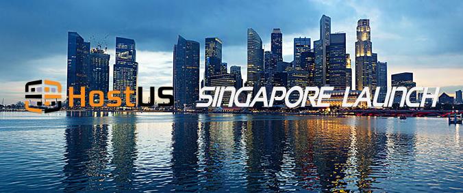 HostUS - $25/年 新加坡 OpenVZ 256MB/10GB SSD/500GB